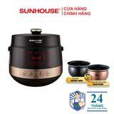 Nồi áp suất điện tử đa năng 5L Sunhouse Mama SHD1585