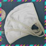 Khẩu trang vải dệt kim kháng khuẩn HQ Mask 3 lớp ko