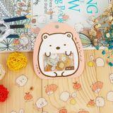 Combo 100 Sticker Hình Động Vật Cute