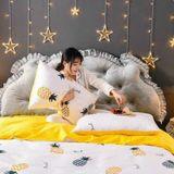 Gối tựa giường CROWN trang trí giường