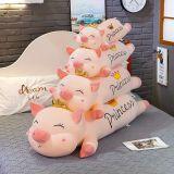 Gấu bông lợn princess - lợn vương miện