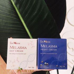 Com bo bộ kem trị nám ngày đêm Melasma