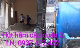 Hút Hầm Cầu Tân Bình, Thông Cống Nghẹt 0937.422.422